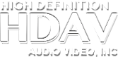 High Definition Audio Video, Inc.