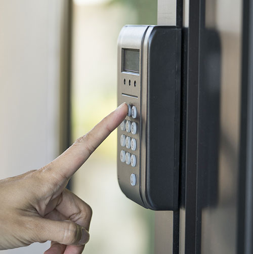 access control system installs around tampa fl