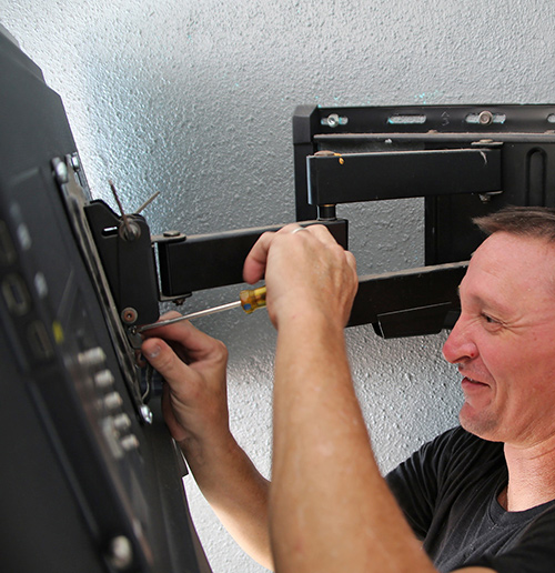 tampa professional tv installer