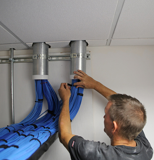 What Companies Should Look for in a Network Cabling Installer