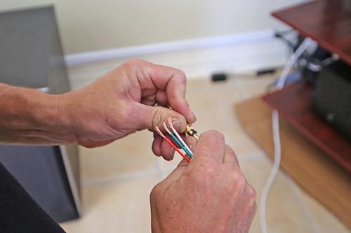 A/V Installations & Audio Wiring   Surround Sound Installation