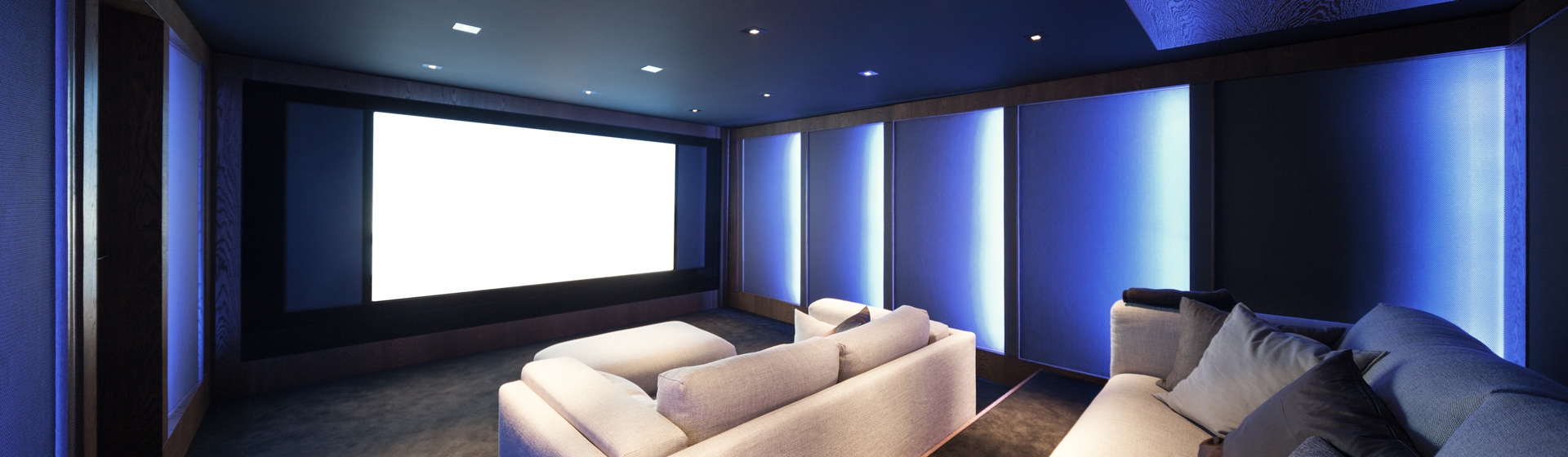 Home Theatre Installation | Tampa Bay | High Definition Audio Video, Inc.